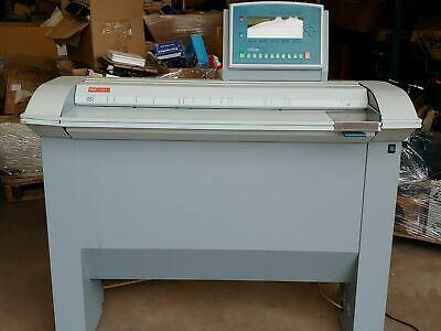 Oce Tds 600 Wide Format Printer Scanner - Made In France