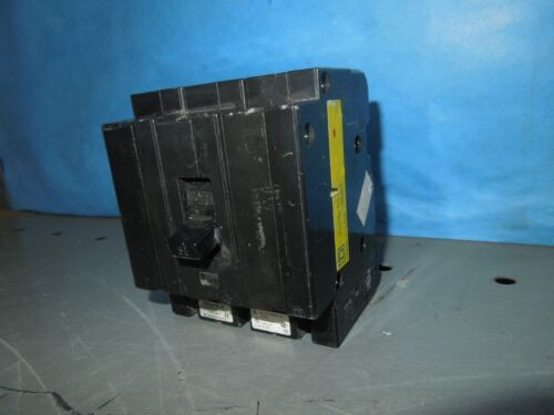 Square D Eh34050 50a 3p 480v 50/60hz Circuit Breaker Used