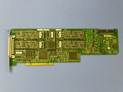 National Instruments Pci-6115 Ni Daq Card With Extended Memory Option