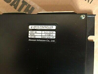 Doosan Daewoo Excavator E-epos Controller Solar 140 S 140w-v New 543-00061