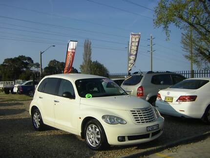 2008 Chrysler PT Cruiser Hatch GT Touring 2.4 4cyl Auto Tidy Car Orange Orange Area Preview