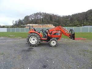 Daedong DK 35 4x4 Tractor Somerset Waratah Area Preview