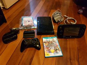 Wii U 32g premium Brisbane City Brisbane North West Preview