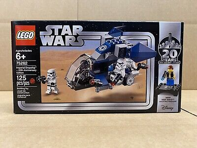 LEGO Star Wars - 75262 - Imperial Dropship 20th Anniversary Edition - NEW
