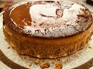 Custard Cake or Leche Flan Cake
