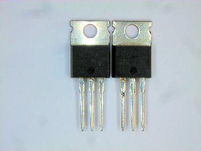 Irlz44 Original Ir Logic Level Mosfet Transistor 2 Pcs