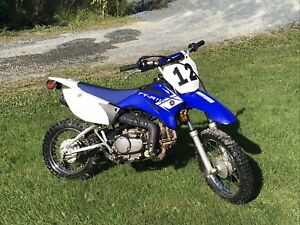 2013 Yamaha Dirt bike