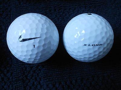 "20  NIKE  ""X-LONG"" Golf Balls - ""PEARL/A"" Grades."