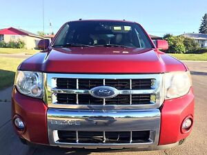 2008 FORD ESCAPE LIMITED 4WD SUV, CROSSOVER
