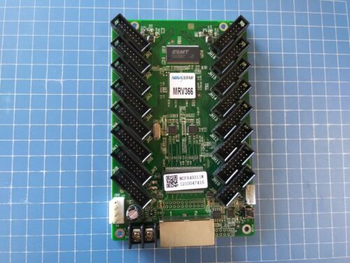 NovaStar MRV366 16 port Control Receiving Card System Led Display Screen