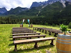Wedding Benches Kijiji In Alberta Buy Sell Save With