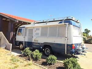 Toyota Coaster Motor Home - Everything you need and ready to go! Silver Sands Mandurah Area Preview
