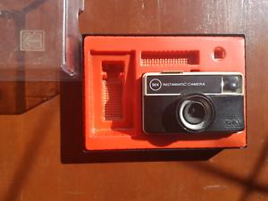 Instamatic Kodak camera