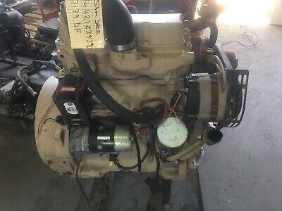 John Deere Diesel Engine 3179 Df Liftall Forklift Air Compressor
