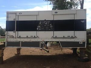 Pantech refrigerator truck body Austral Liverpool Area Preview