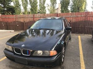 1999 BMW 540i M Package