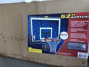 Basketball Backboards(BRAND NEW IN BOX) or best offer