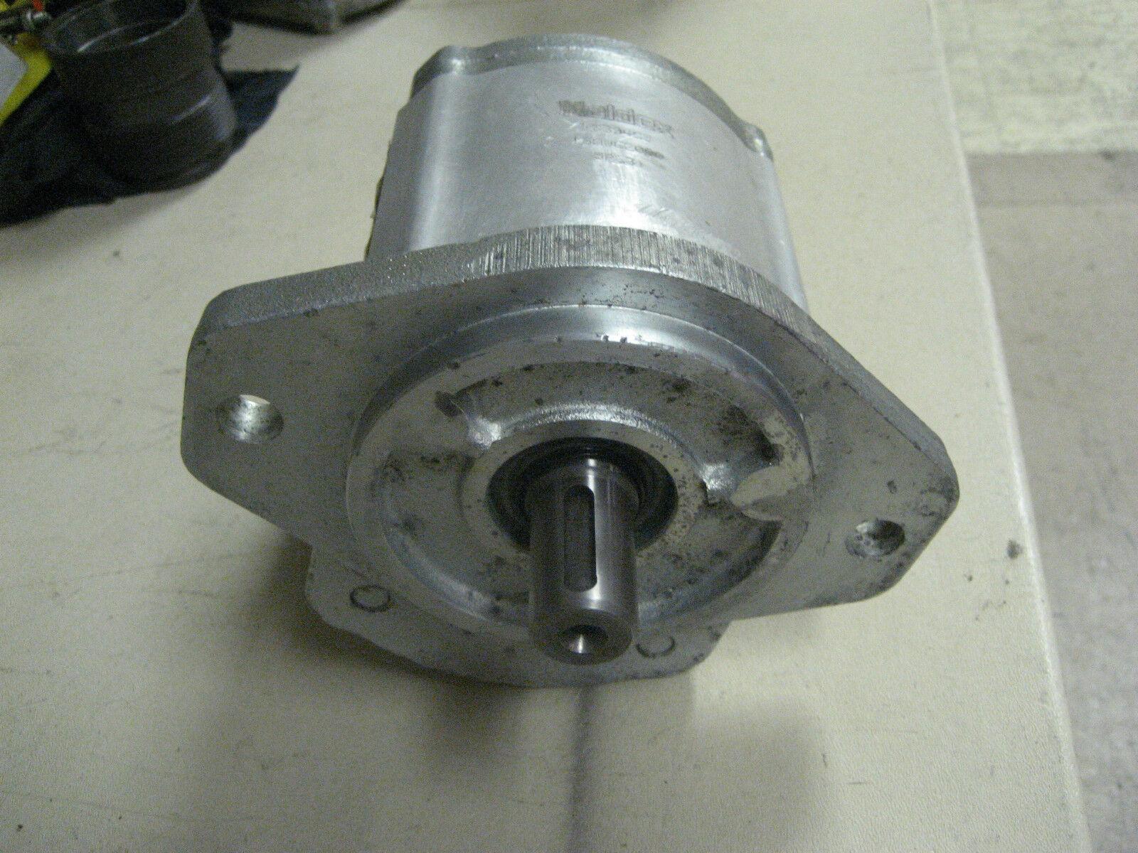 haldex barnes hydraulic gear pump 5pg31 1830485 19lbs