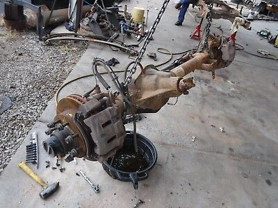 99-01 Ford F250 F350 Excursion 4 30 Ratio 4x4 Fron