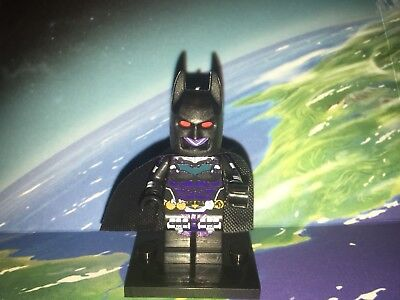 Custom Lego* Minifigure Batman Arkham Set Robin Red Hood Arkham Knight - Batman Arkham Knight Robin