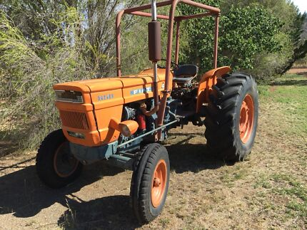 Tractor, Slasher and Ripper tool
