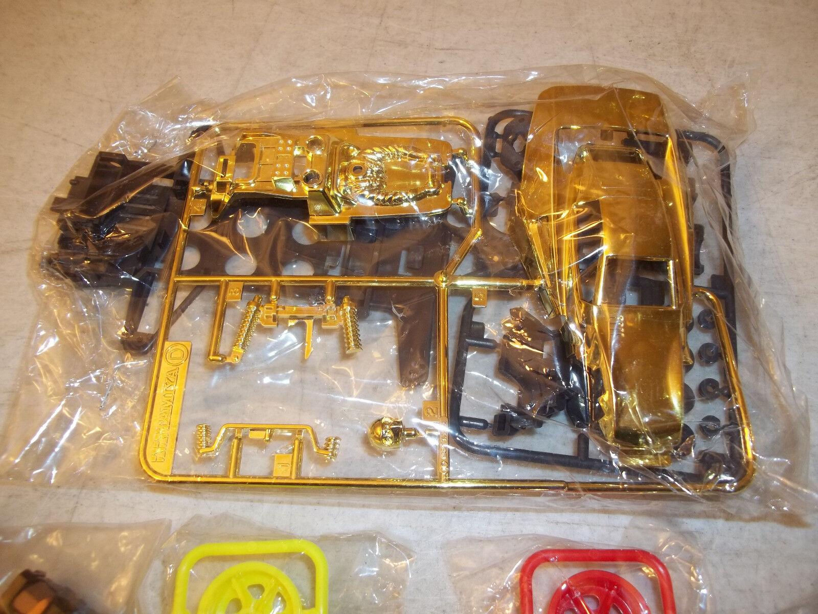 Tamiya Grasshopper II Jr. 1992 Champion Gold R/C Car Model K