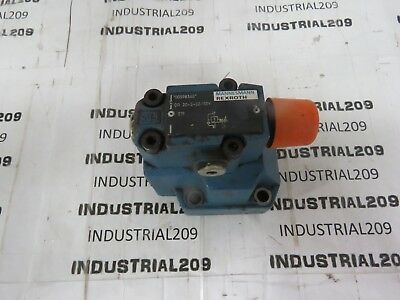 Rexroth Hydraulic Valve Dr20-5-5250y Used
