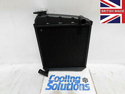 BRAND NEW RELIANT ROBIN RIALTO RADIATOR COMPLETE WITH CAP