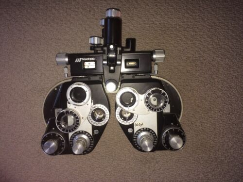 Marco phoropter plus cylinder RT-1, Made In Japan