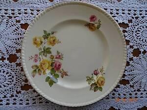 Vintage Swinnertons Staffordshire Dinner Plates (2 plates) Chermside West Brisbane North East Preview