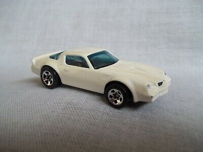UNIQUE~(1982) Hot Wheels Camaro Z28~White Pearl w/No Hot Wheels Logo~NR