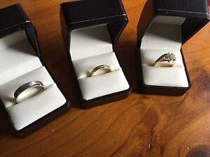 BRAND NEW DIOMOND RING SET HOT PRICE! Revesby Bankstown Area Preview