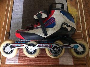 in-line speed skates roller blades Thornbury Darebin Area Preview