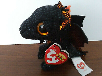 **RARE** Merlin the Dragon Halloween Walgreens Exclusive Ty Keychain Key Clip