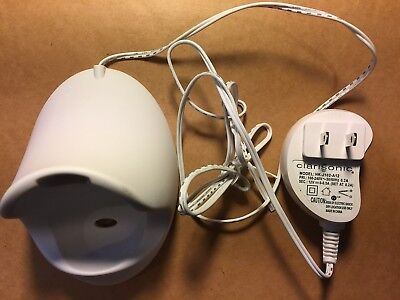 Clarisonic - White Pro - Universal Charging Cradle for sale  Plano