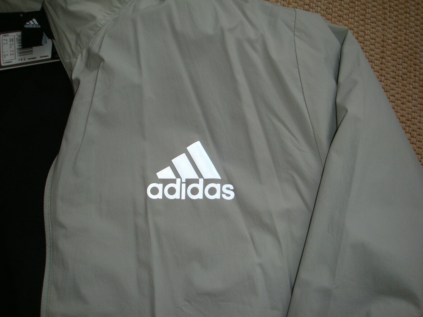 Adidas Freizeitjacke Herren Neu Gr.XL