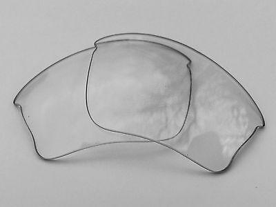 Ersatz Klar Transparent Linsen für Oakley Half Jacket Xlj
