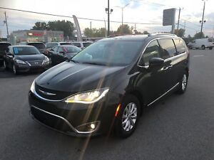 2018 Chrysler Pacifica Touring-L Plus*NAV*CUIR*CAMÉRA*BANCS CHAU