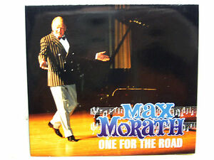 RAGTIME-MAX-MORATH-CD-ONE-for-the-ROAD-RAGS-SONGS-SOLO-w-ORCHESTRAS-2005