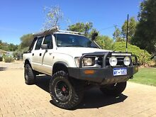2000 Toyota Hilux Greenfields Mandurah Area Preview