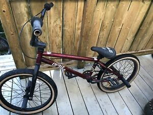 GT Air BMX bike 2016 in great condition