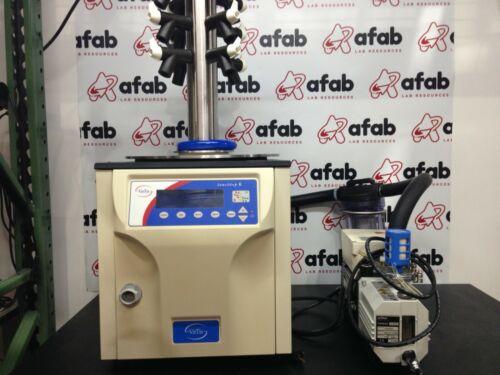 Virtis Benchtop Freeze Dryer - Model: 4KBTXL-75