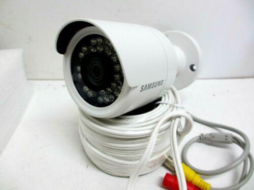 Qty 4 Samsung SDC-9443BCN Digital Color Security Camera w/Cables Full HD 1080p