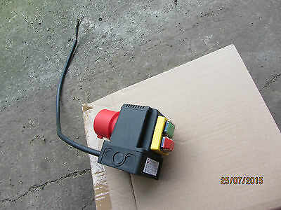 Schalter 400 Volt für Atika BWS 600/700 Art-Nr. 365081
