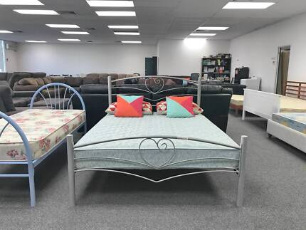 TODAY DELIVERY BEAUTIFUL French Queen bed & mattress SALE NOW