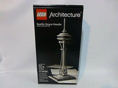 LEGO Architecture Seattle Space Needle (21003) Sealed New in Box