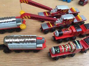 Thomas Tank Engine Wooden Trains Lot 7 Kogarah Bay Kogarah Area Preview