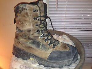 Rocky Boots men's 10 wide