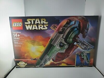 LEGO Star Wars Set Slave 1 75060 UCS Ultimate Collector's New FREE SHIPPING