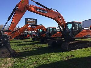 NEW DOOSAN DX225LC-5 (22.5 TON)-0% for 60 OR 5YR/7500HR WARR